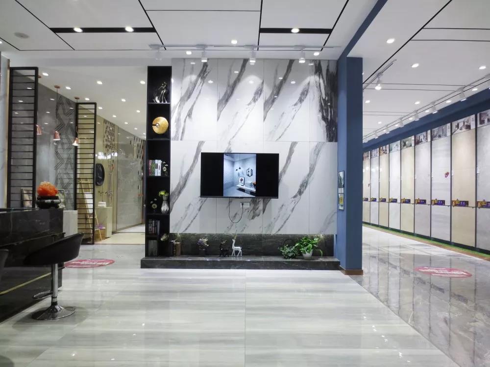 高颜值、超气质、简时尚| 神韵磁砖太原旗舰店盛装亮相!